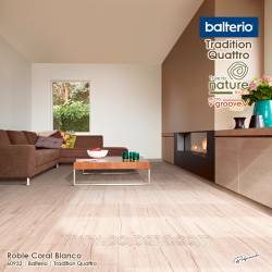 60932 ROBLE CORAL BLANCO - BALTERIO TRADITION QUATTRO
