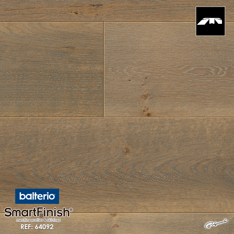 64092 PERFIL MULTIFUNCION 3 EN 1 DE BALTERIO SMARTFINISH