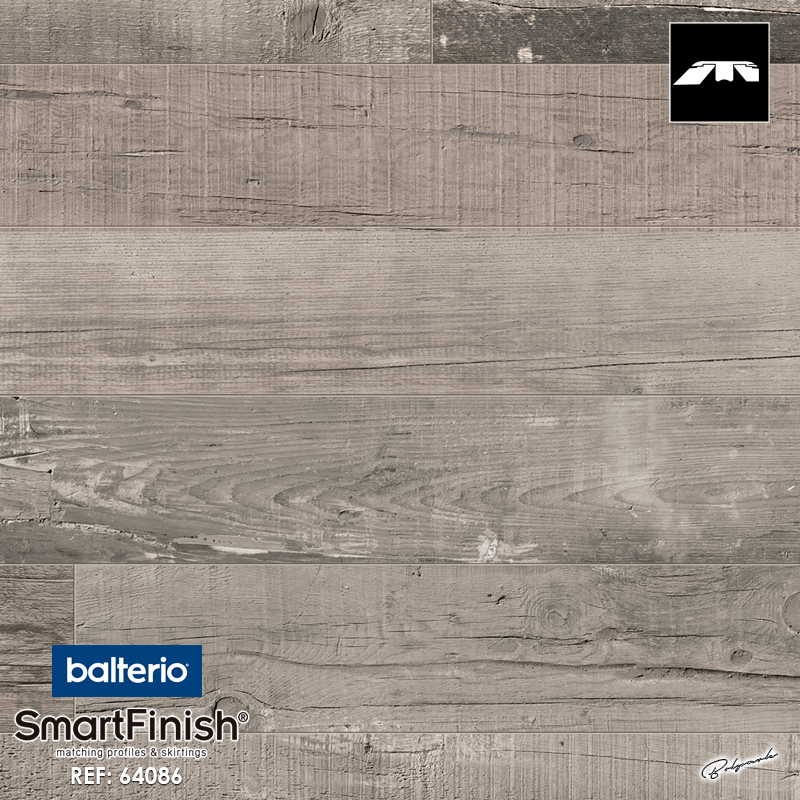 64086 PERFIL MULTIFUNCION 3 EN 1 DE BALTERIO SMARTFINISH