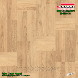 EPL058 ROBLE CLIFTON NATURAL - EGGER PRO 2018 - 2020 DIMENSIONS 8/32 KINGSIZE