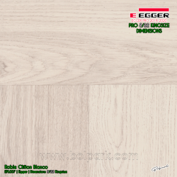 EPL057 ROBLE CLIFTON BLANCO - EGGER PRO 2018 - 2020 DIMENSIONS 8/32 KINGSIZE