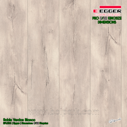 EPL033 ROBLE VERDON BLANCO - EGGER PRO 2018 - 2020 DIMENSIONS 8/32 KINGSIZE