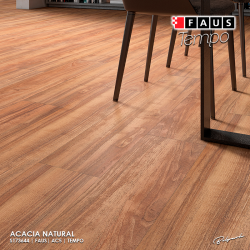ACACIA NATURAL - FAUS WOOD TEMPO AC5 8/33 CLASSIC WIDE