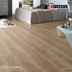 ROBLE ALHAMBRA - FAUS WOOD TEMPO AC5 8/33 CLASSIC WIDE