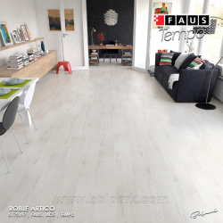 ROBLE ÁRTICO - FAUS WOOD TEMPO AC5 8/33 CLASSIC WIDE
