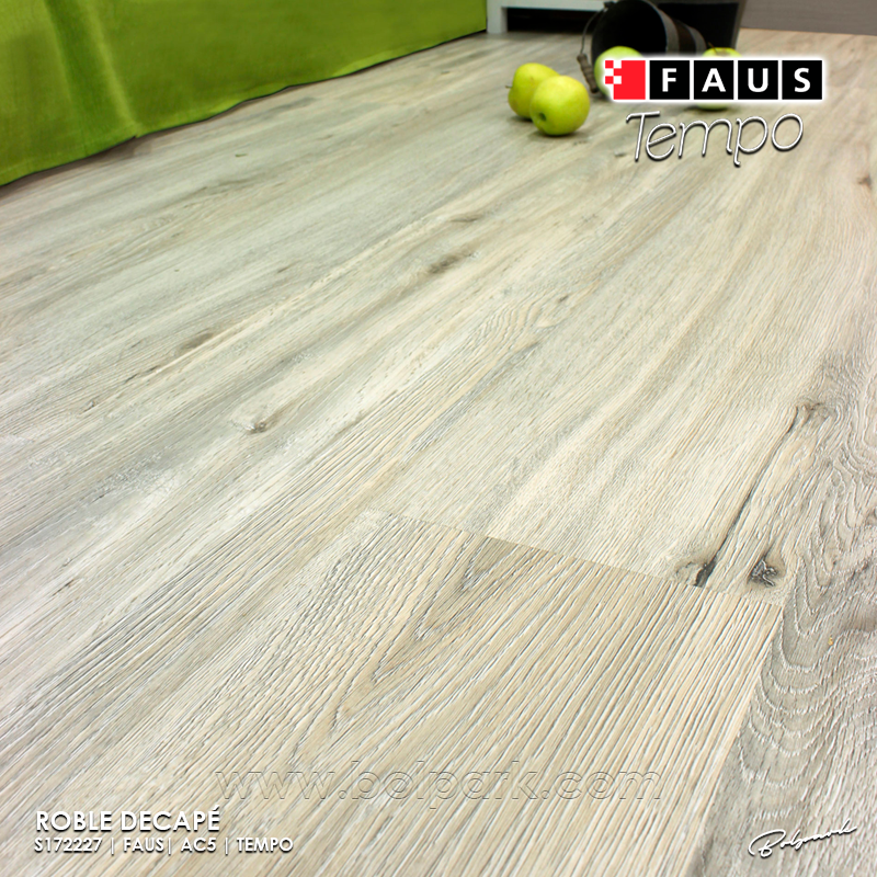 ROBLE DECAPÉ | FAUS WOOD TEMPO | AC5 8/33 | CLASSIC WIDE