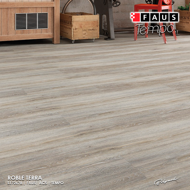 ROBLE TERRA | FAUS WOOD TEMPO | AC5 8/33 | CLASSIC WIDE