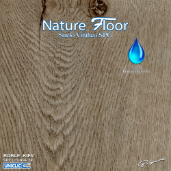 ROBLE ROMA | NATURE FLOOR® | 100% IMPERMEABLE