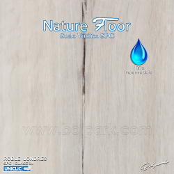 ROBLE LONDRES | NATURE FLOOR® | SPC | 100% IMPERMEABLE