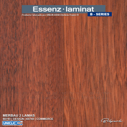 MERBAU 2 LAMAS 63743 | ESSENZ LAMINAT | B-SERIES | COMMERCE